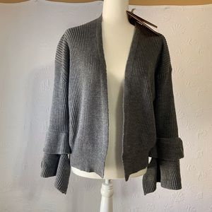Pol gray sweater NWT size small